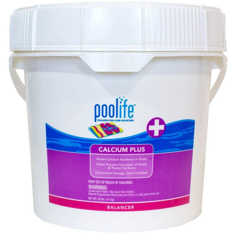 Pool Water Balancers - Poolife Calcium Plus (20 Lb)