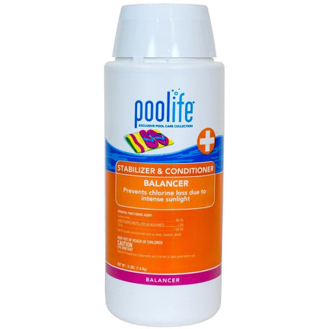 Pool Water Balancers - Poolife Stabilizer & Conditioner (4 Lb)