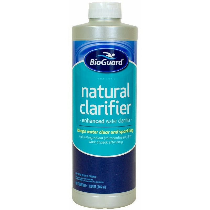 BioGuard Natural Clarifier (1 qt)- - Anglo Dutch Pools & Toys