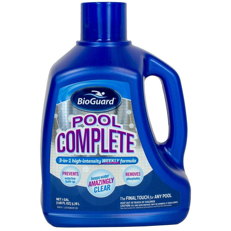 BioGuard Pool Complete (1 Gal)- - Anglo Dutch Pools & Toys