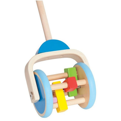 Hape Lawnmower Push Toy - Push, Pull, and Ride-On Toys - Anglo Dutch Pools and Toys