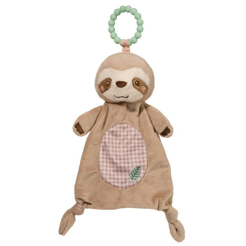 Rattles And Teethers - Douglas Baby Sloth Teether