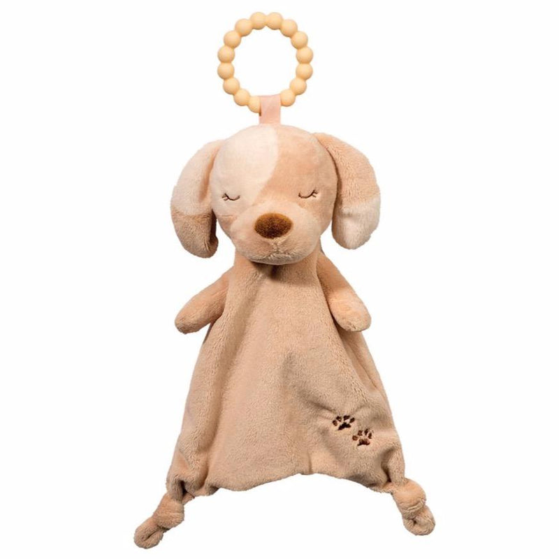 Rattles And Teethers - Douglas Tan Puppy Teether