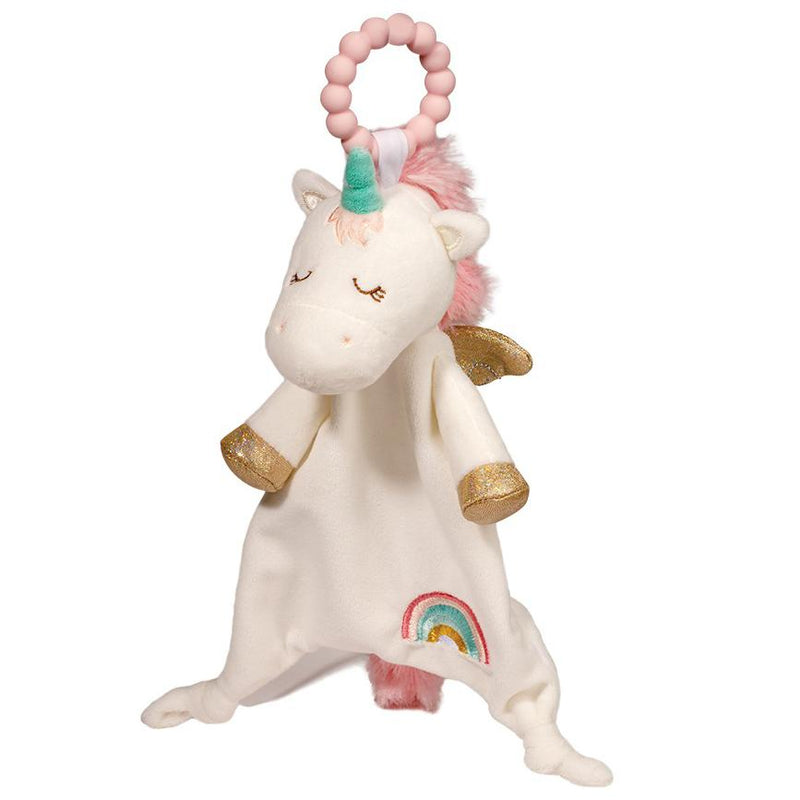 Rattles And Teethers - Douglas Unicorn Teether