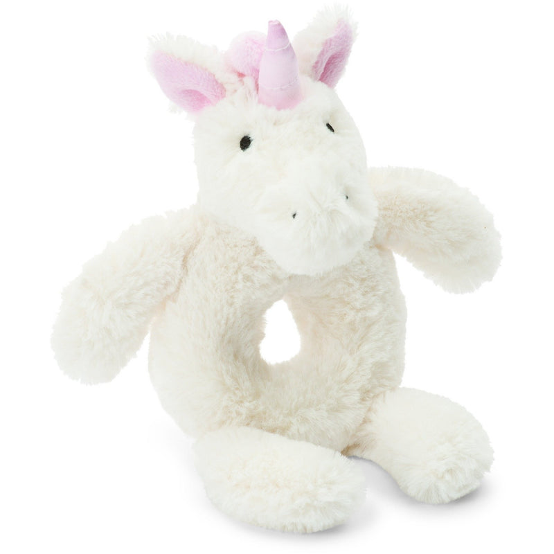 Jellycat Bashful Unicorn Grabber 5""