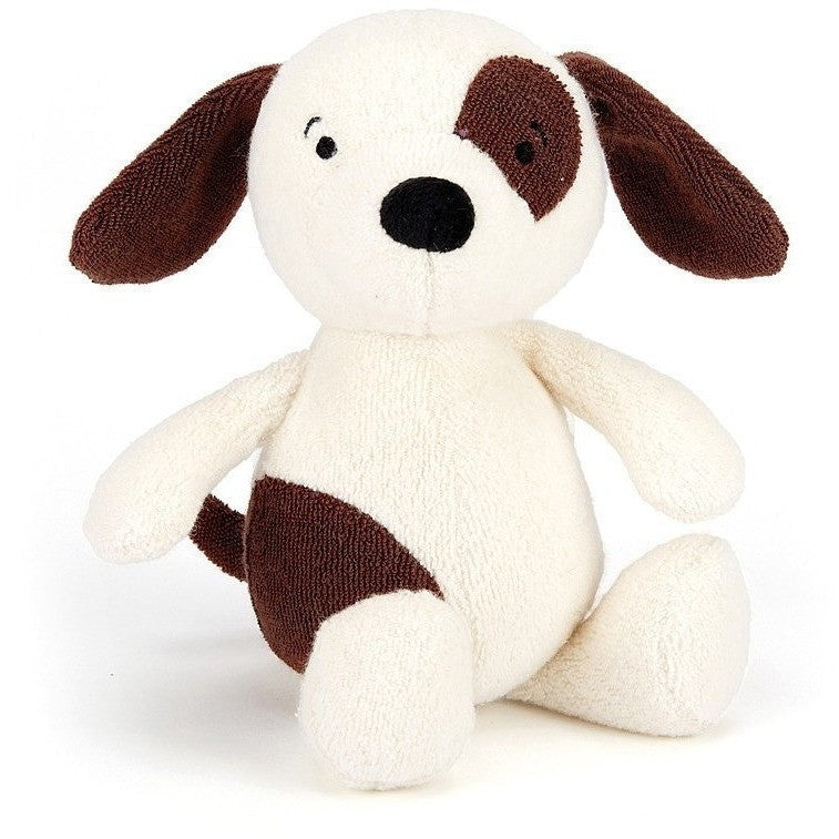 Rattles And Teethers - Jellycat Rumpus Puppy Rattle 7""
