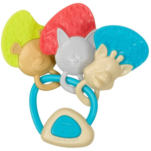 Vulli Sophie the Giraffe Key rattle - Rattles and Teethers - Anglo Dutch Pools and Toys