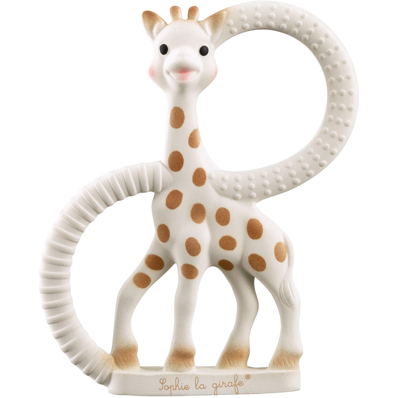 Rattles And Teethers - Vulli Sophie The Giraffe Teething Ring