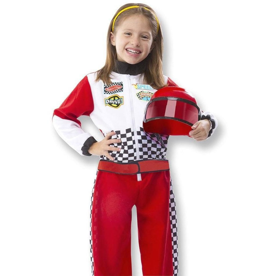 Melissa u0026 Doug Race Car Driver Role Play Costume Set  sc 1 st  Anglo Dutch Pools and Toys & Melissa u0026 Doug Race Car Driver Role Play Costume Set | Role Play and ...