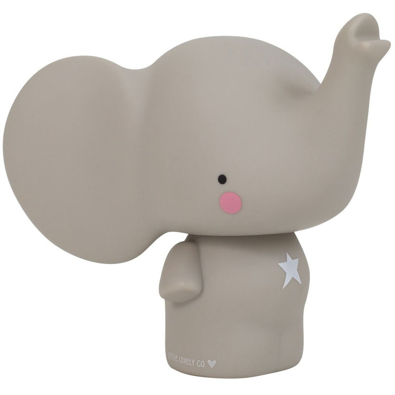 Room Decor And Storage - A Little Lovely Company Grey Elephant Money Box