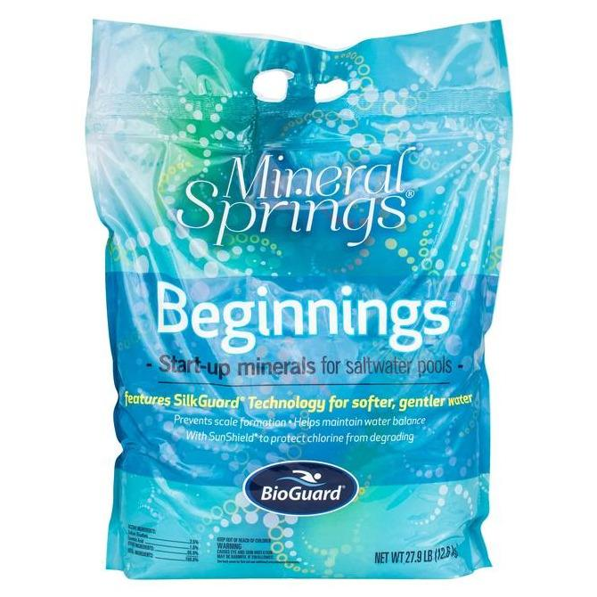 BioGuard Mineral Springs Beginnings (27.9 lb)- - Anglo Dutch Pools & Toys