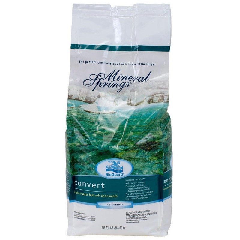 BioGuard Mineral Springs Convert (8.9 lb)- - Anglo Dutch Pools & Toys