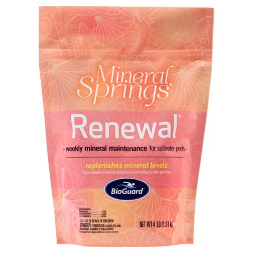 BioGuard Mineral Springs Renewal- 4 lb- Anglo Dutch Pools & Toys  - 1