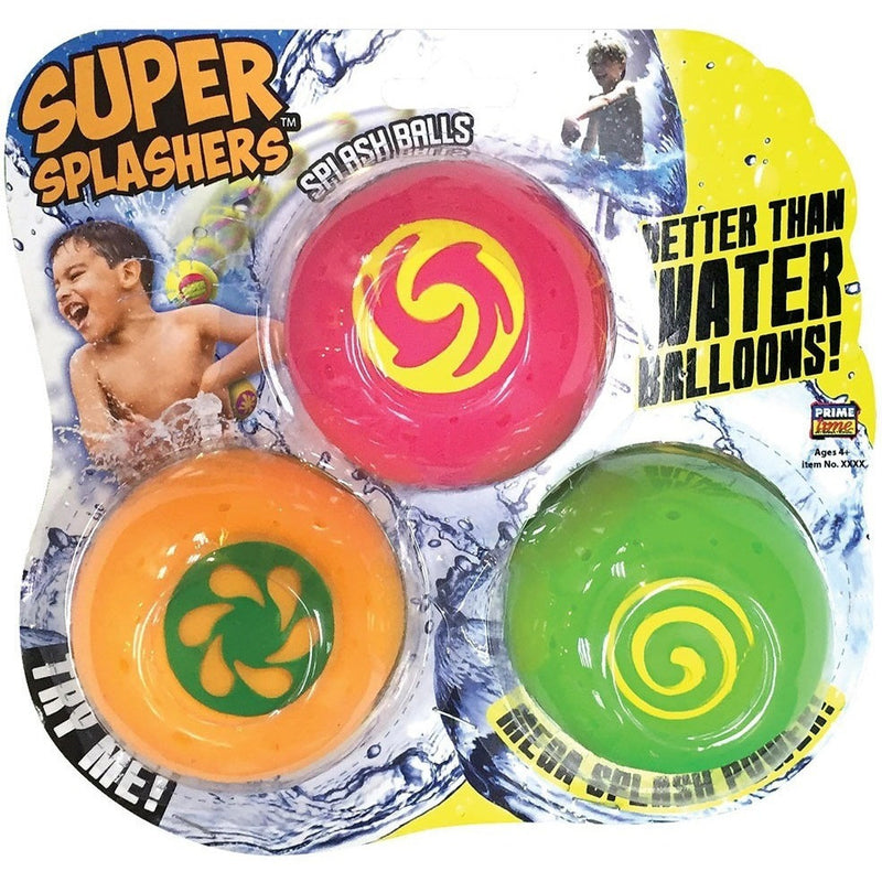 Sand And Beach Toys - Prime Time Toys Super Splashers