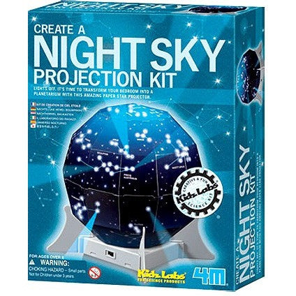 4M Create a Night Sky Projection Kit - Science Kits - Anglo Dutch Pools and Toys