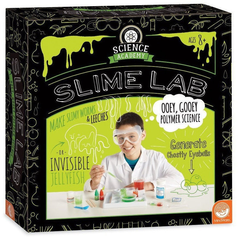 Mindware Science Academy: Slime Lab- - Anglo Dutch Pools & Toys  - 1