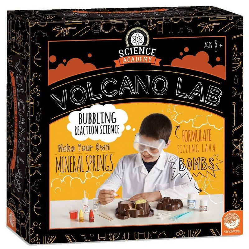 Mindware Science Academy: Volcano Lab- - Anglo Dutch Pools & Toys  - 1