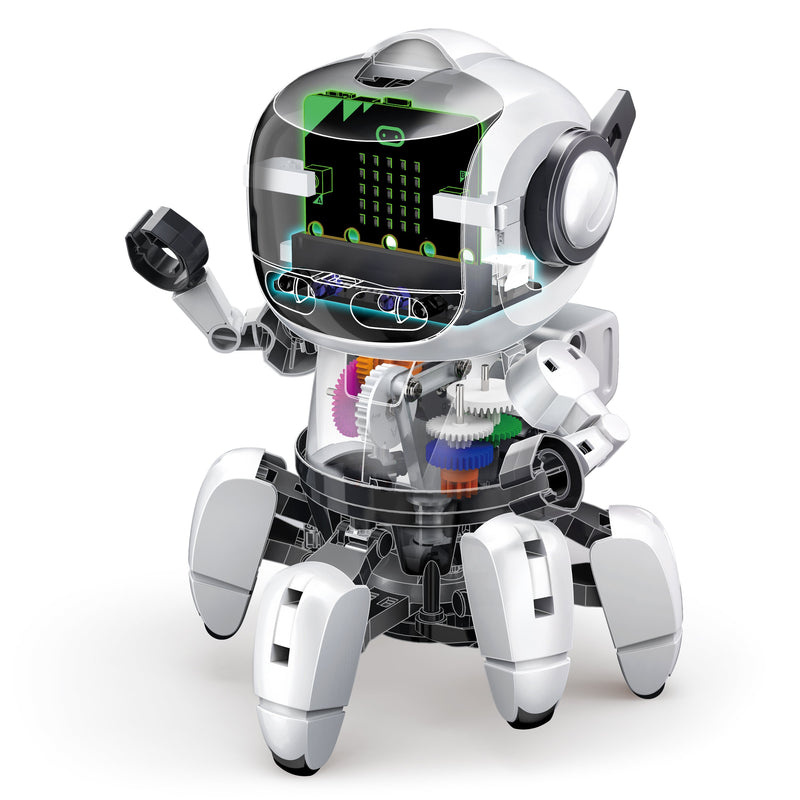 Science Kits - TEACH TECH Tobbie II Robot