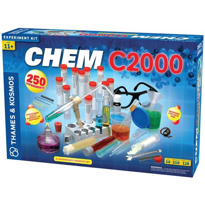 Science Kits - Thames & Kosmos CHEM C2000