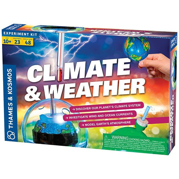 Thames & Kosmos Climate & Weather- - Anglo Dutch Pools & Toys  - 1