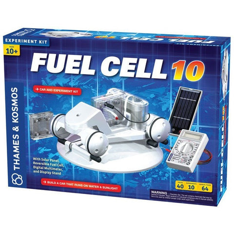 Thames & Kosmos Fuel Cell 10- - Anglo Dutch Pools & Toys  - 1