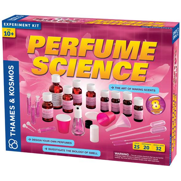 Science Kits - Thames & Kosmos Perfume Science