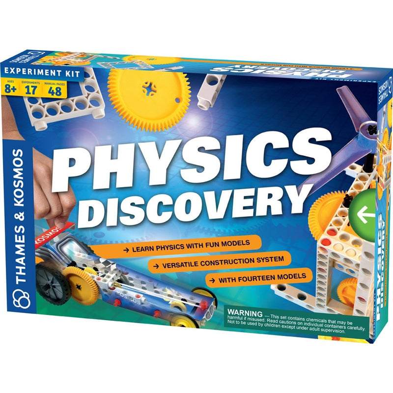 Thames & Kosmos Physics Discovery - Science Kits - Anglo Dutch Pools and Toys