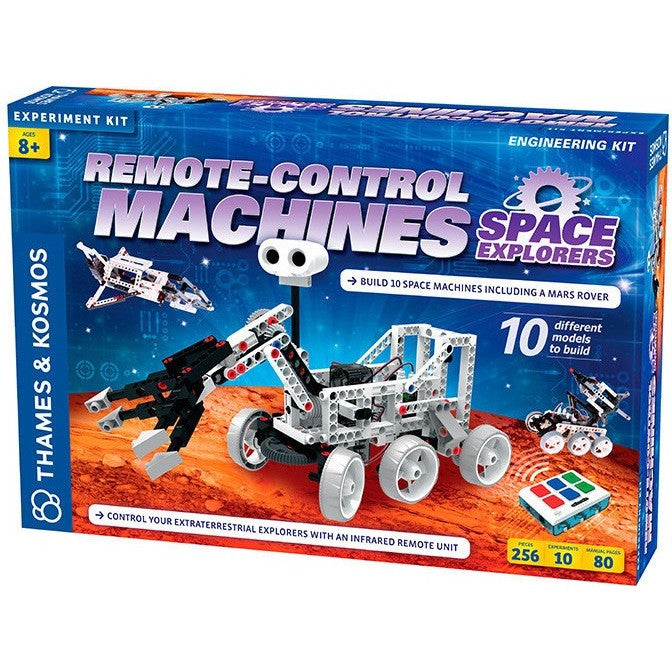 Thames & Kosmos Remote-Control Machines: Space- - Anglo Dutch Pools & Toys  - 1