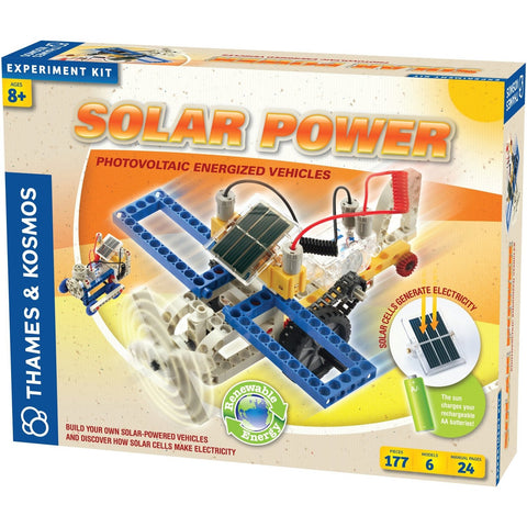 Thames & Kosmos Solar Power - Science Kits - Anglo Dutch Pools and Toys