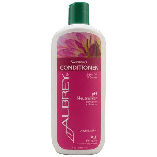 Aubrey Organics Swimmer's Normalizing Conditioner - Shampoos and Conditioners - Anglo Dutch Pools and Toys
