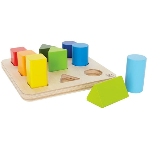 Hape Color and Shape Sorter- - Anglo Dutch Pools & Toys  - 1
