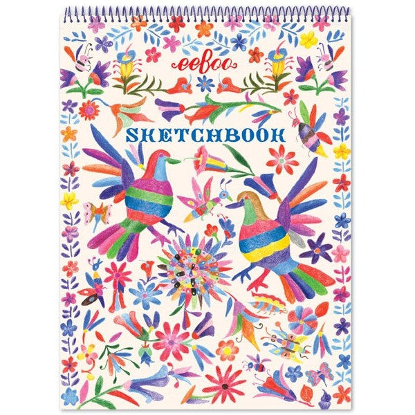 eeBoo Oaxaca Sketchbook - Sketchbooks - Anglo Dutch Pools and Toys