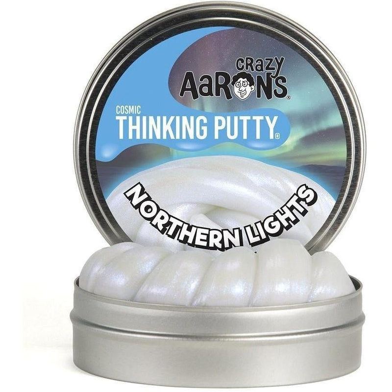 Slime And Putty Toys - Crazy Aaron's Cosmics Thinking Putty
