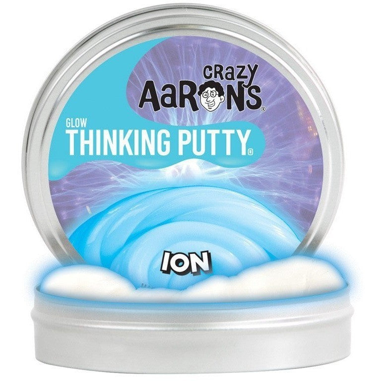 Crazy Aaron 39 S Glow In The Dark Thinking Putty Slime And Putty Toys
