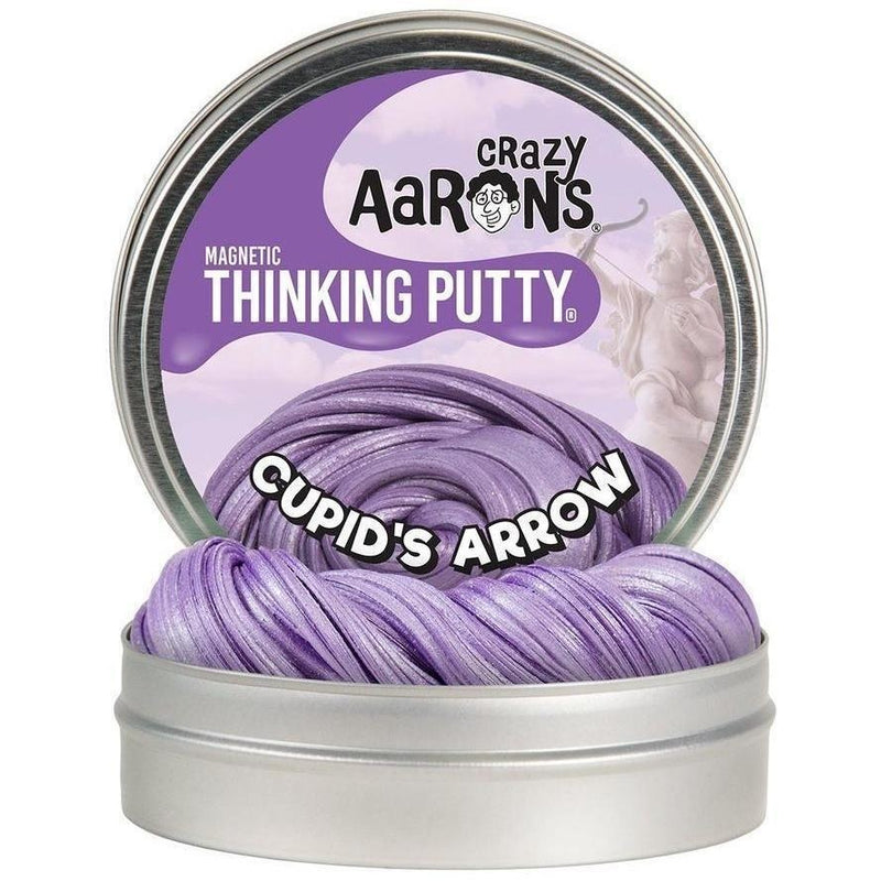 Crazy Aaron's Limited Edition Cupid's Arrow Thinking Putty
