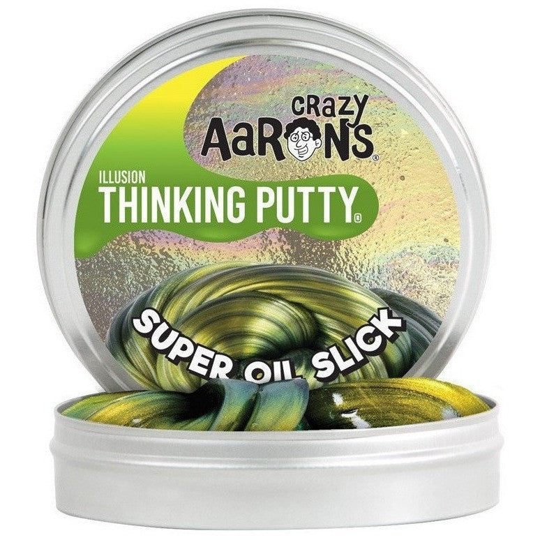 Crazy Aaron's Super Illusions Thinking Putty - Slime and Putty Toys - Anglo Dutch Pools and Toys