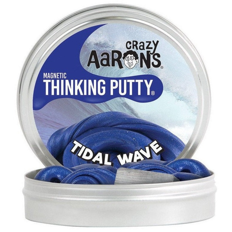 Crazy Aaron's Super Magnetic Thinking Putty