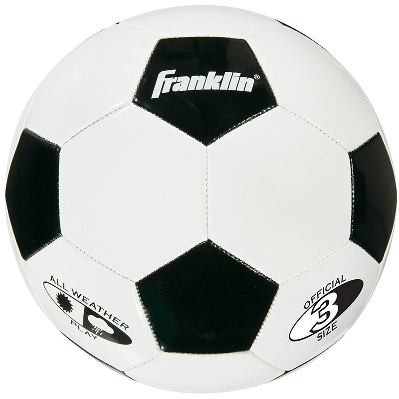 Franklin Competition 100 Soccer Ball- 3- Anglo Dutch Pools & Toys  - 1