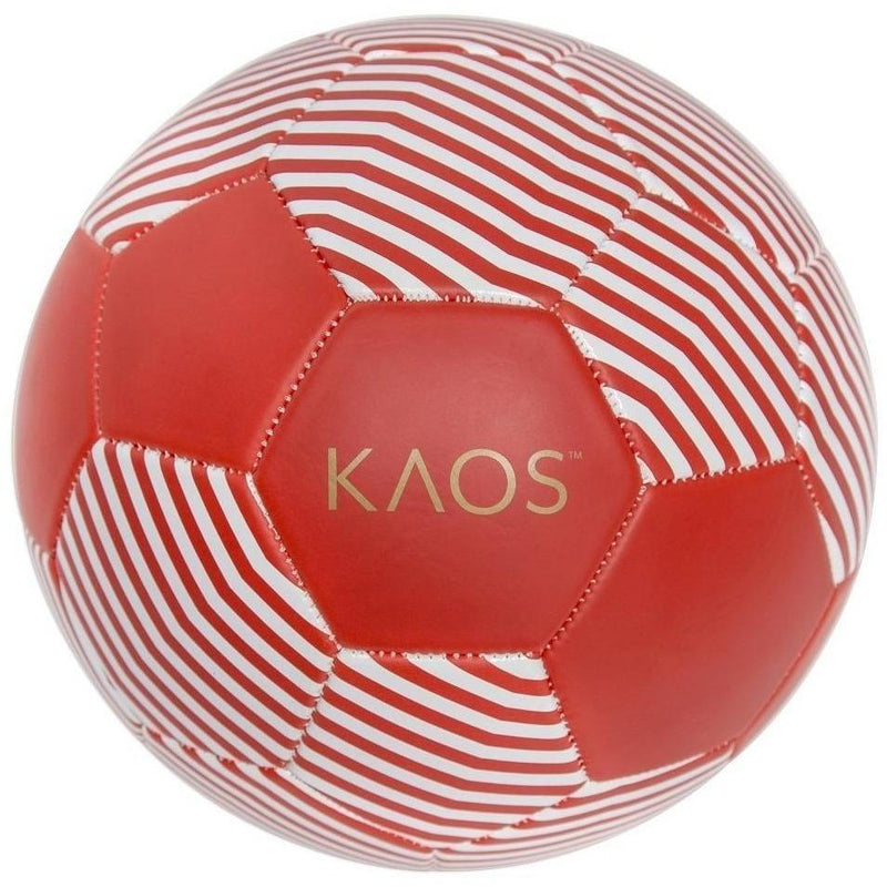 KAOS Soccer Ball- Theory Fire