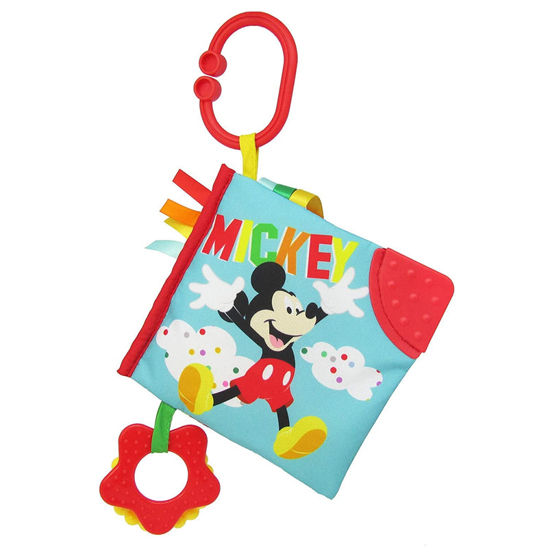 Disney Baby Mickey Mouse at the Park Soft Book - Soft Books - Anglo Dutch Pools and Toys