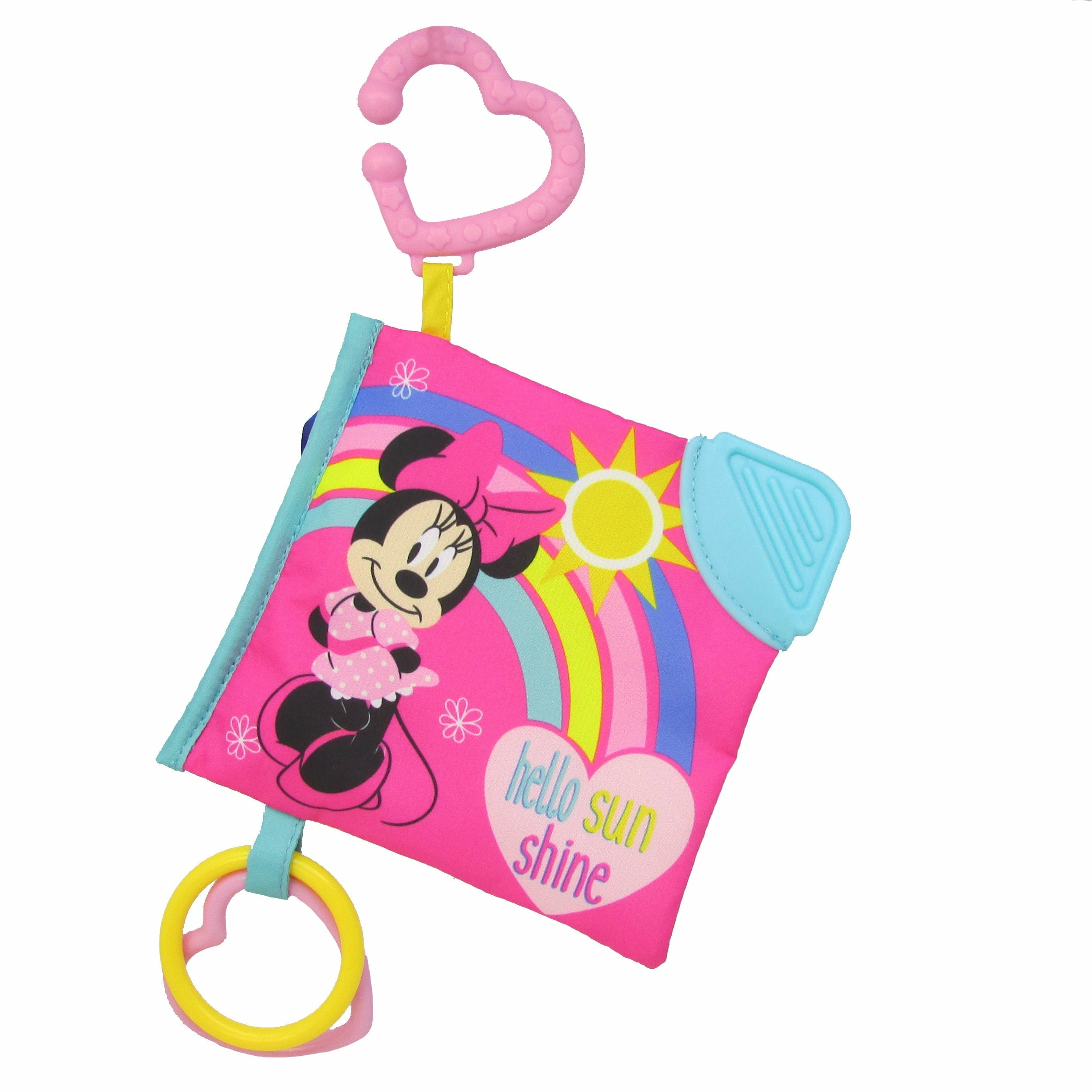Disney Baby Minnie Mouse In The Garden Soft Book Soft Books