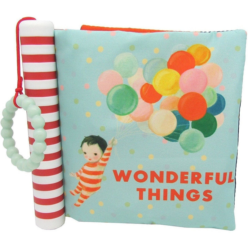 Kids Preferred The Wonderful Things You Will Be Soft Book