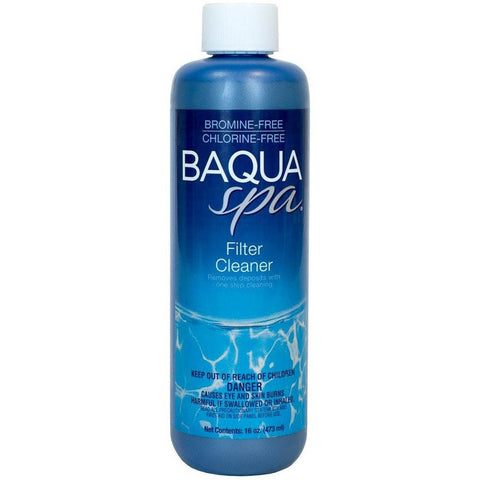 Baqua Spa Filter Cleaner (1 pt)- - Anglo Dutch Pools & Toys