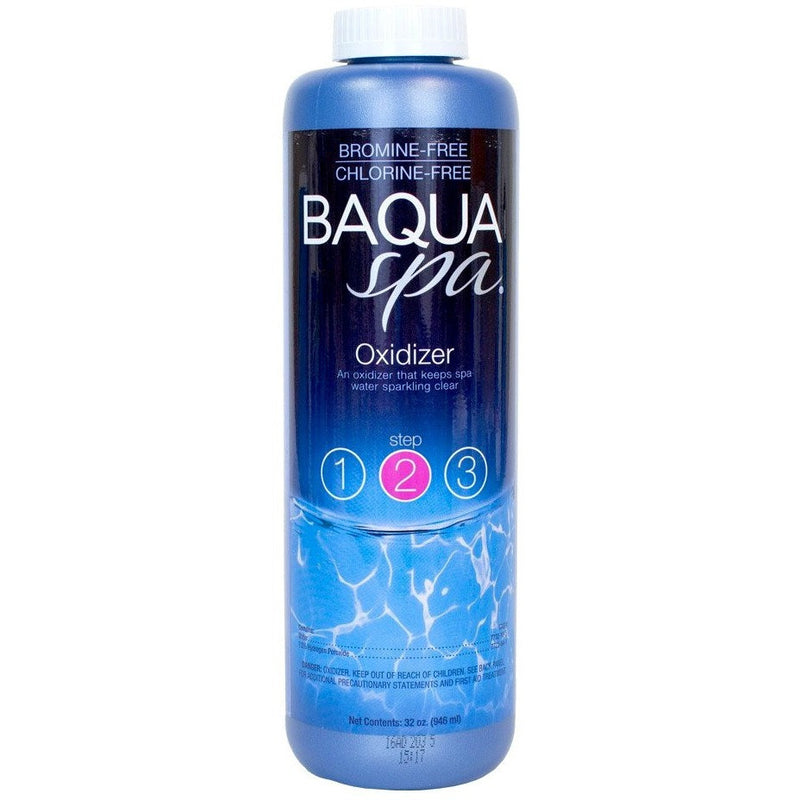 Spa Chlorine Alternatives - Baqua Spa Oxidizer (1 Qt)