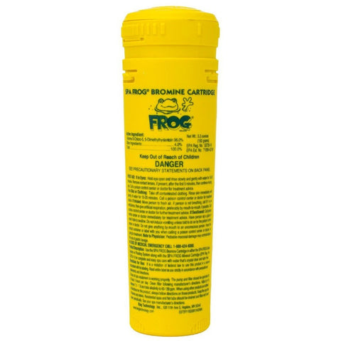Spa Frog Bromine Cartridge- - Anglo Dutch Pools & Toys