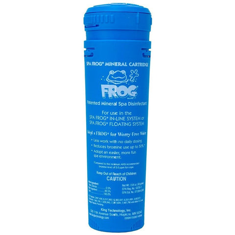 Spa Frog Mineral Cartridge- - Anglo Dutch Pools & Toys