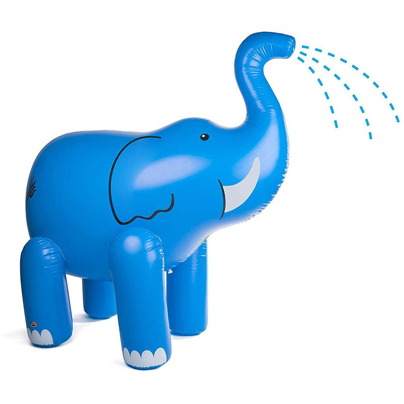 Sprinklers And Slip N' Slides - BigMouth Ginormous Elephant Yard Sprinkler