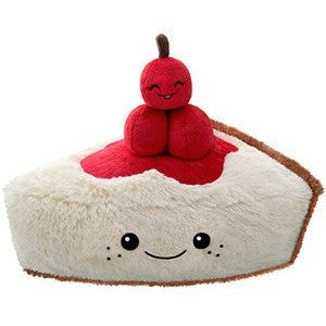 "Squishable Cheesecake 15""- - Anglo Dutch Pools & Toys  - 1"