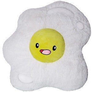 Squishables - Squishable Comfort Food Fried Egg 15""