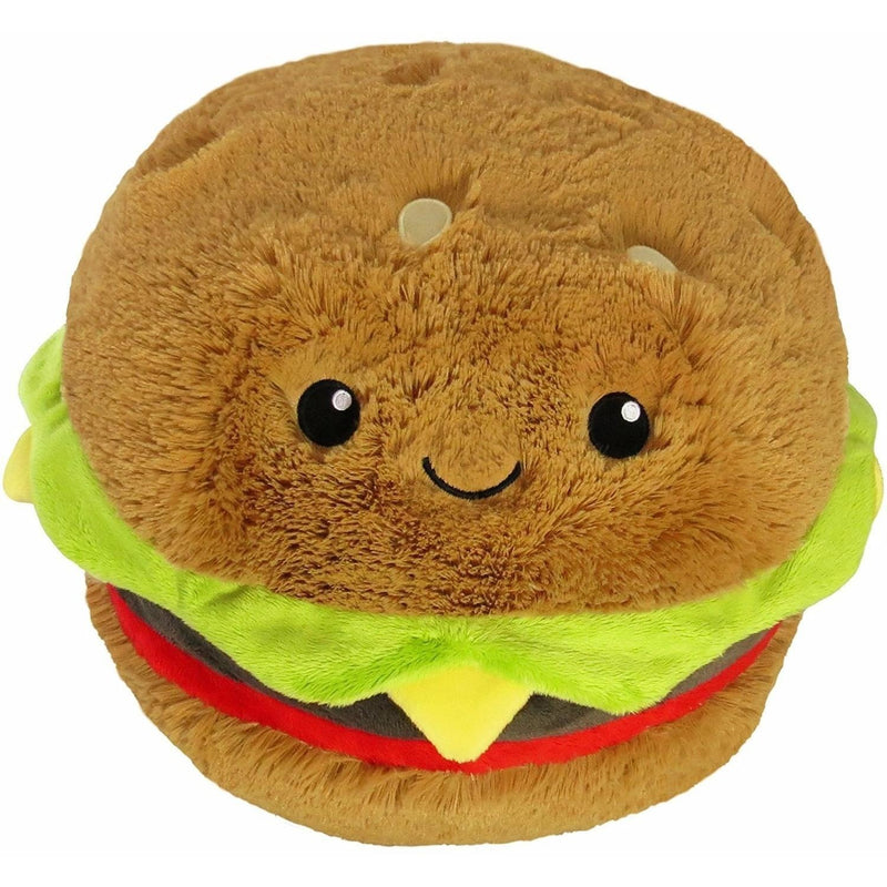 Squishables - Squishable Comfort Food Hamburger 15""